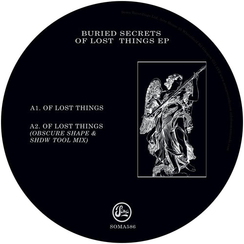 Buried Secrets - Of Lost Things EP