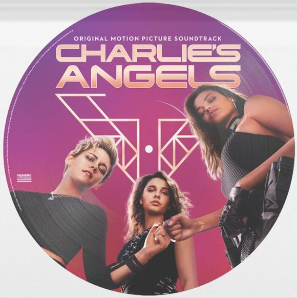 VARIOUS - Charlie's Angels (Soundtrack)