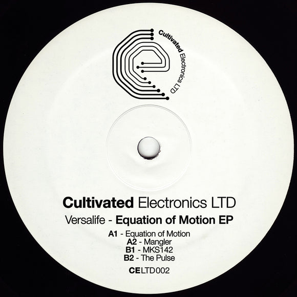 VERSALIFE - Equation Of Motion EP