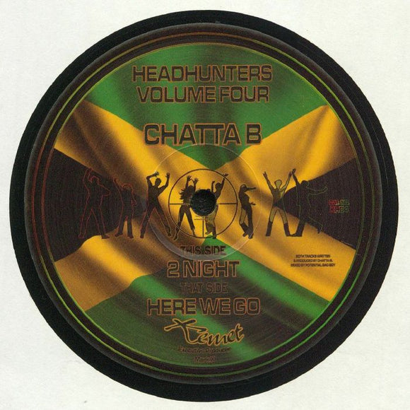 CHATTA B - Kemet Headhunters Vol 4