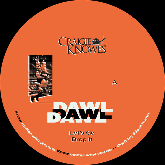 DAWL - Time To Throw Down EP