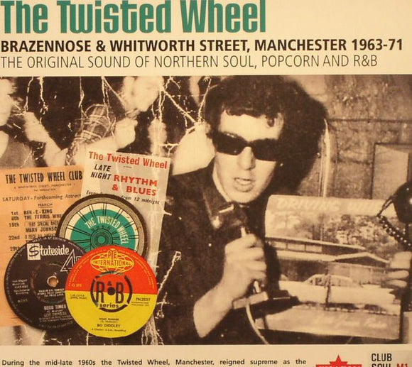 CLUB SOUL - VOLUME 2 - THE TWISTED WHEEL - MANCHESTER 1963 - 1971 (CD)