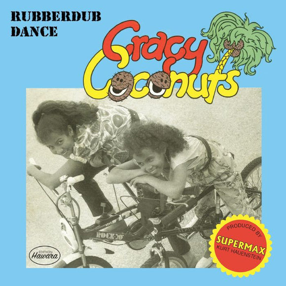 CRACY COCONUTS - RUBBERDUB DANCE (1987) 7