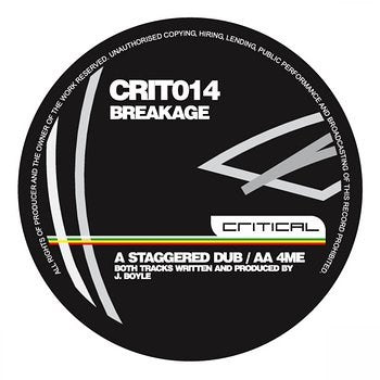 Breakage - Staggered Dub