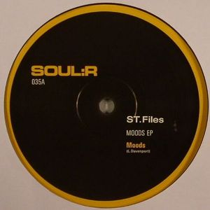 ST FILES & ST CAL - Moods EP