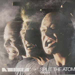 Noisia - Split The Atom EP