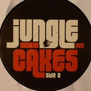 DEEKLINE/ED SOLO - Champion Lover (Jungle cakes vinyl)