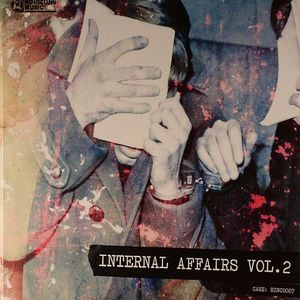 VARIOUS - Internal Affairs Vol 2 (Horizons CD)