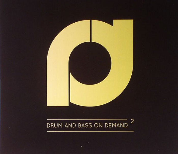 VARIOUS - Drum & Bass On Demand 2