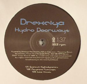 Drexciya - Hydro Doorways