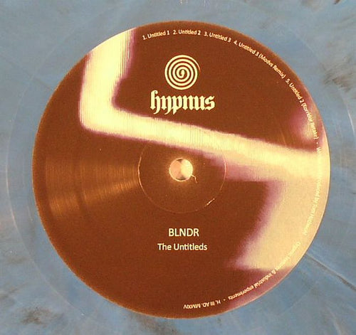 BLNDR - The Untitleds