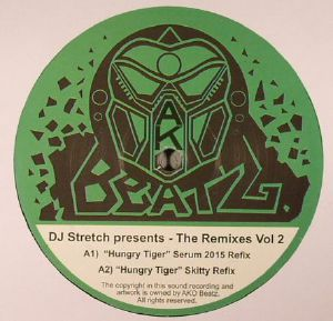 DJ STRETCH  - The Remixes Vol 2