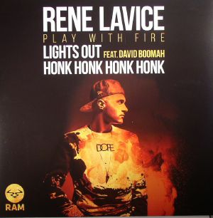 RENE LAVICE - Play With Fire EP (Ram vinyl)