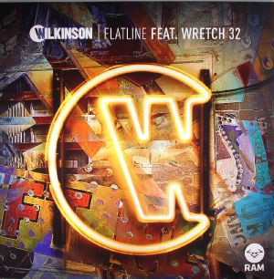 WILKINSON feat WRETCH 32 - Flatline LP (Ram Vinyl)
