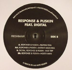 Response & Pliskin Feat. Digital - Peeping Tom