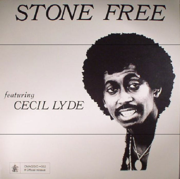 Cecil LYDE - Stone Free (reissue)