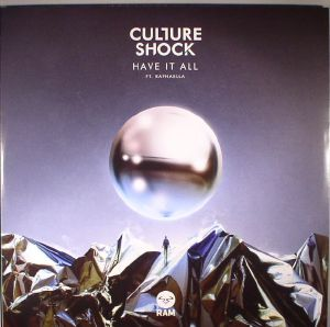 CULTURE SHOCK - Have It All EP(Ram vinyl)