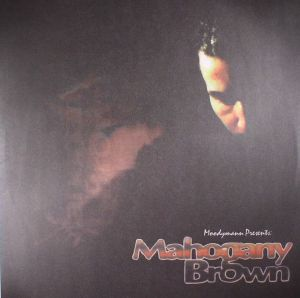 MOODYMANN - Mahogany Brown (CLEAR VINYL)