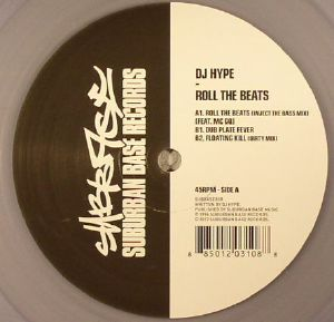 DJ HYPE - Roll The Beats (reissue)