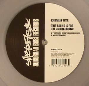 KROME & TIME - This Sound Is For The Underground (reissue)