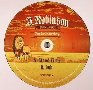 J ROBINSON feat DARIEN PROPHECY - Stand Firm / Stand Firm Dub [Repress]