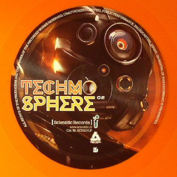 BUNGLE / MAV / DESKAI / PARHELIA / SEATHASKY / EUGENICS EIGHT - Techmosphere 02