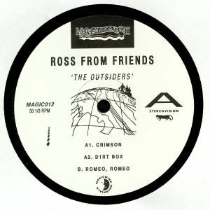 ROSS FROM FRIENDS - The Outsiders EP