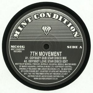 7TH MOVEMENT - Odyssey (reissue)