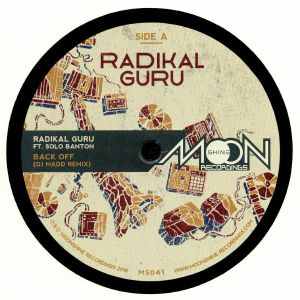 RADIKAL GURU - Back Off (DJ Madd remix)