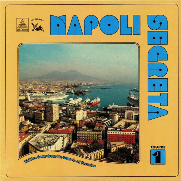 Napoli Segreta Vol 1: Hidden Gems From The Bowels Of Vesuvius