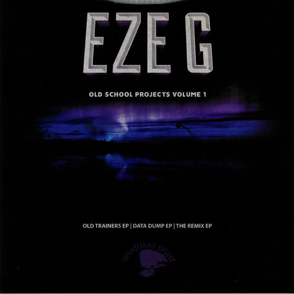 EZE G - Old School Projects Volume 1 (3xLP)