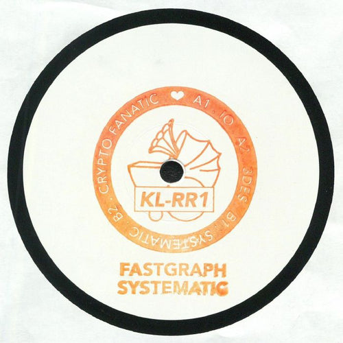 "FASTGRAPH - Systematic (remastered) (hand-stamped 12"")"