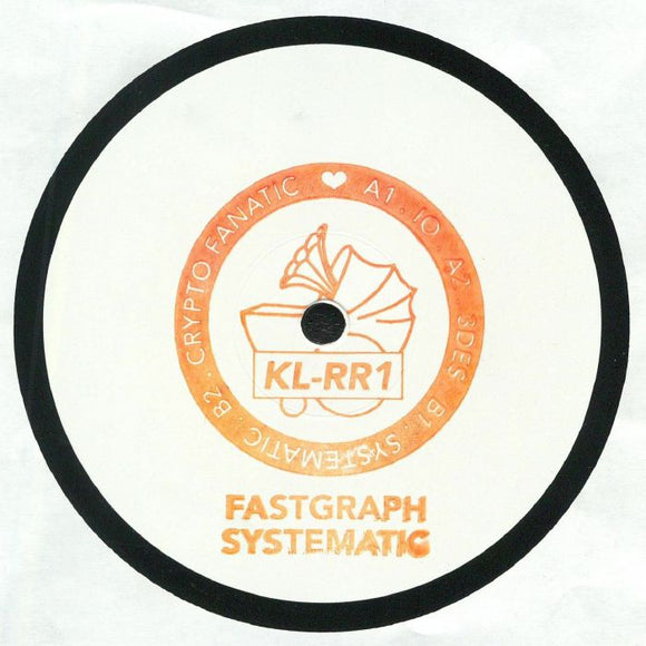 FASTGRAPH - Systematic (remastered) (hand-stamped 12
