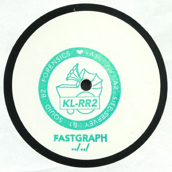 FASTGRAPH - ../../ (remastered) (hand-stamped 12