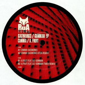 COMMA/A FRUIT - Gasworks/Gonman EP