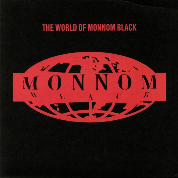 VARIOUS - The World Of Monnom Black