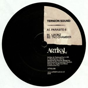 TERNION SOUND - Parasite 6 EP