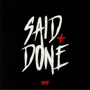 ALIBI - Said & Done