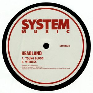 HEADLAND - Young Blood