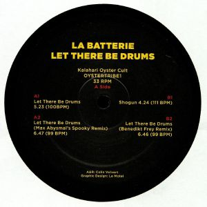 LA BATTERIE - Let There Be Drums
