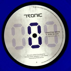 Christian SMITH/JOHN SELWAY - Count Zero: Part III (Tronic vinyl)