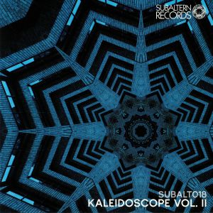 DALEK ONE/CLEARLIGHT/PHOSSA/BISWEED - Kaleidoscope Vol 2 EP (subaltern vinyl)