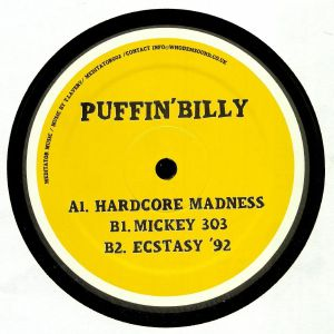 Puffin' Billy - Hardcore Madness (Clear Vinyl Repress)
