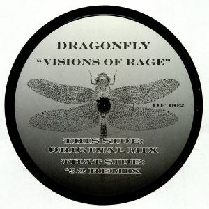 DRAGONFLY - Visions Of Rage