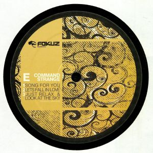 COMMAND STRANGE - Episode 91: E/F Side (Fokuz Vinyl)