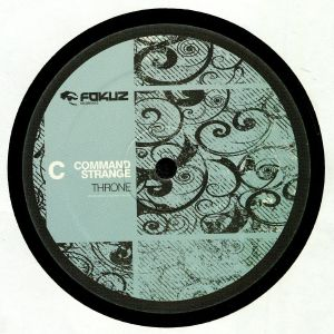 COMMAND STRANGE - Episode 91: C/D Side (Fokuz Vinyl)