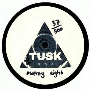 "LOCAL SUICIDE/CURSES Tusk Wax Twenty Eight (limited hand-stamped 12"")"