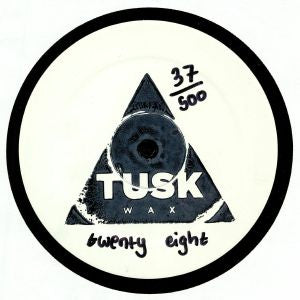 LOCAL SUICIDE/CURSES Tusk Wax Twenty Eight (limited hand-stamped 12