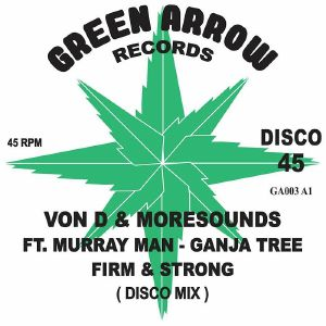 VON D & MORESOUNDS - Firm & Strong