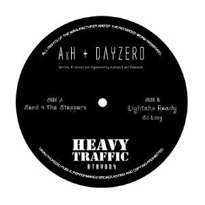 AxH & Dayzero - The Steppers